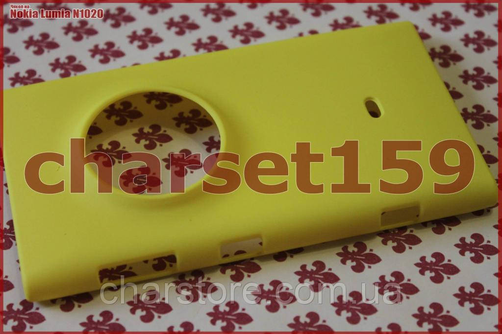 Чехол бампер на NOKIA Lumia 1020