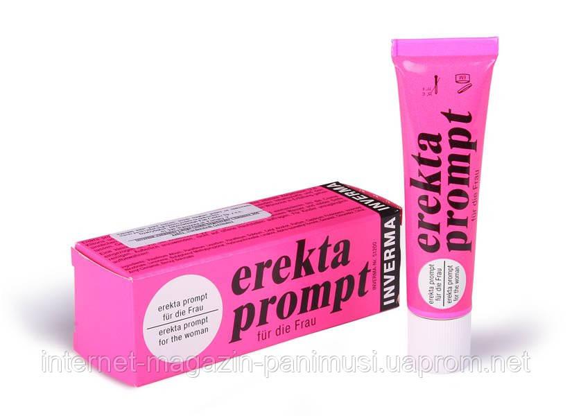 Возбуждающий крем Orgasmus Erekta-Promp для женщин