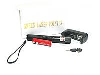Фонарь лазер зеленый 303-3000 w, лазерная указка 303-3000 w