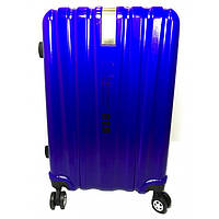 Чемодан пластиковый 60х45х30 синий 999_003L