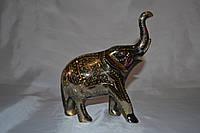 Слон  цветной №3048