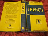 Книга НА АНГЛИЙСКОМ французском FRENCH учебник