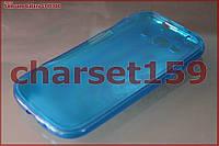 Силиконовый чехол книжка Samsung Galaxy S3 i9300