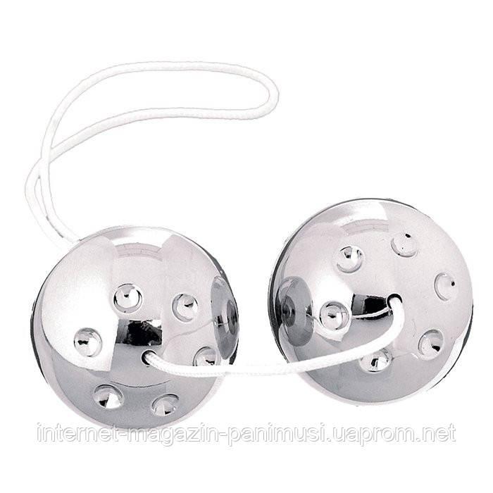 Серебряные вагинальные шарики