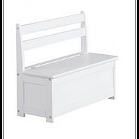 Скамья с ящиком для игрушек Pinio 1002034