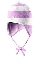 Детская зимняя шапка для девочки Reima 518316-5000А. 46-52см.