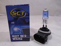 Лампа H27 12В 27Вт PGJ13 (под углом) SCT