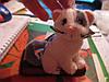 Брелок на ключі кіт кішка сток фірмовий, фото 3