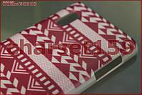 Чехол бампер LG Optimus L5 E610 E612 (узор 50)