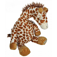Маленький Ласковый Жираф Cloud B (убаюкивающая игрушка) Gentle Giraffe On The Go 7362-ZZ