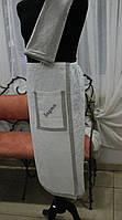 Юбка для сауны мужская лен 100% размер 48-60