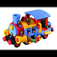 Конструктор Mic-O-Mic  Паровозик (Locomotive)