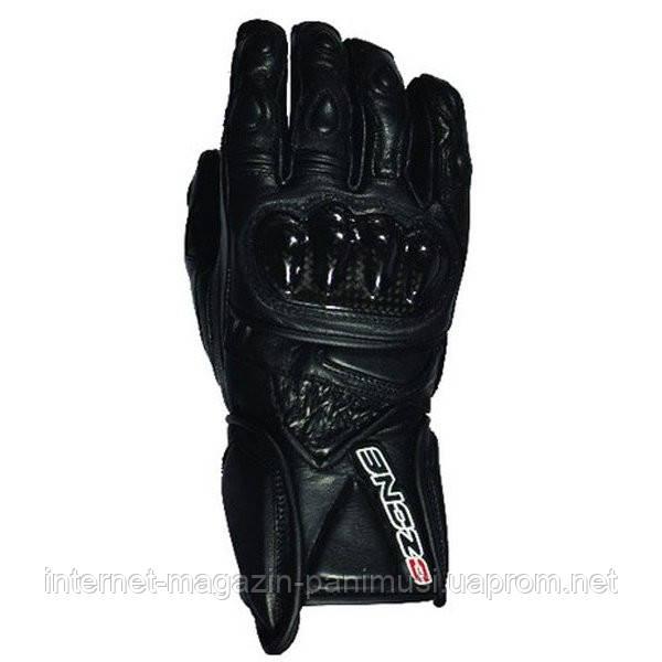 Кожанные спортивные перчатки OZONE RIDE