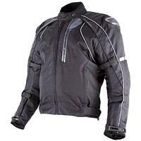 Текстильная мото куртка OZONE SPOT II черная
