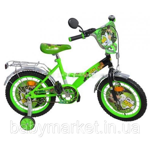 Велосипед Profi Trike P1432B 14 Бен 10 - Babymarket.ua в Киеве