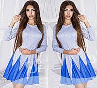 """Стильное молодежное платье мини """" Кливленд """" Dress Code , фото 1"""