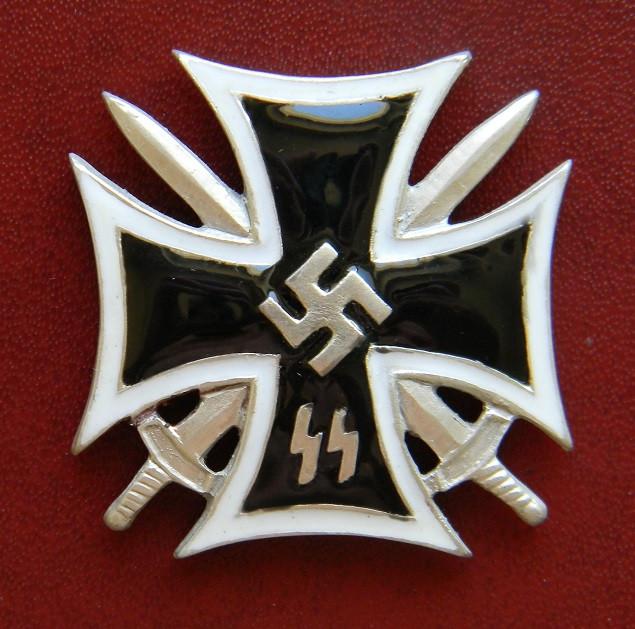 Польский крест войск СС