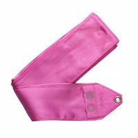 Лента Chacott 65404-Med Ribbon 5м синт.шелк Pink