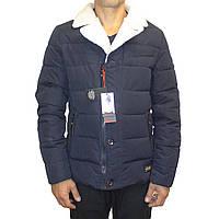 Зимняя мужская куртка средняя длинна ZAKA. Размер 46-54.