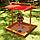 Песочница деревянная с крышкой Sportbaby 5, фото 2