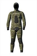 Камуфляжные гидрокостюмы для охоты Picasso Green Camo 7 мм