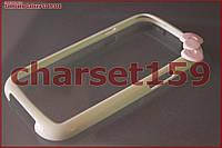 Чехол бордюр на Samsung GALAXY S3 SIII i9300 зелен