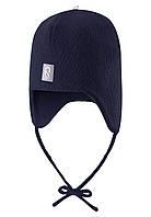 Вязанная шапка для мальчика Reima 518316N-6980. Размер 46 - 50.