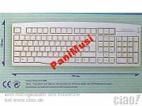 Клавиатура для компьютера VIVANCO ez9900 вход PS/2