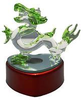 Статуэтка дракон хрусталь