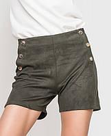 Замшевые шорты | 8700 sk