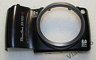 Canon SX100  передняя часть.