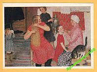ФАУНА 1975 Кошки Костюмы Дизайн Самовар Худ. КУГАЧ