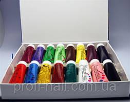 Набор акриловых красок 16 цветов 22мл, YRE, YCR-06