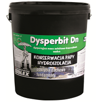 Битумная мастика Dysperbit DN (Диспербит ДН, Изолекс) 10 кг