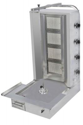 Аппарат для приготовления шаурмы газовый PIMAK PAD 001