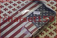 Чехол-книжка на LG G2 mini рис.02 флаг США