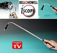 Телескопический Фонарь с магнитом Bell & Howell