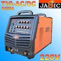 Аргоновая сварка JASIC TIG-200p AC DC