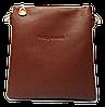 Классическая женская сумка Pretty woman коричневого цвета на плечо