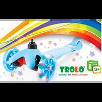 Самокат TROLO MINI Limited Светящиеся колеса