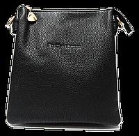 Классическая женская сумка Pretty woman черного цвета на плечо