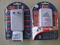 Ультразвуковой электромагнитный отпугиватель насекомых и грызунов Pest Reject (Пест Риджект)