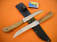 Нож туристический  Спутник 4  ножны кожа