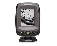 Эхолот Humminbird PiranhaMAX 180: частота 200/455 kHz, угол луча 35/35/20°, 240 м, 15,5х11,1х8,3 см