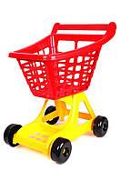 Тележка для супермаркета, ТехноК (4227)