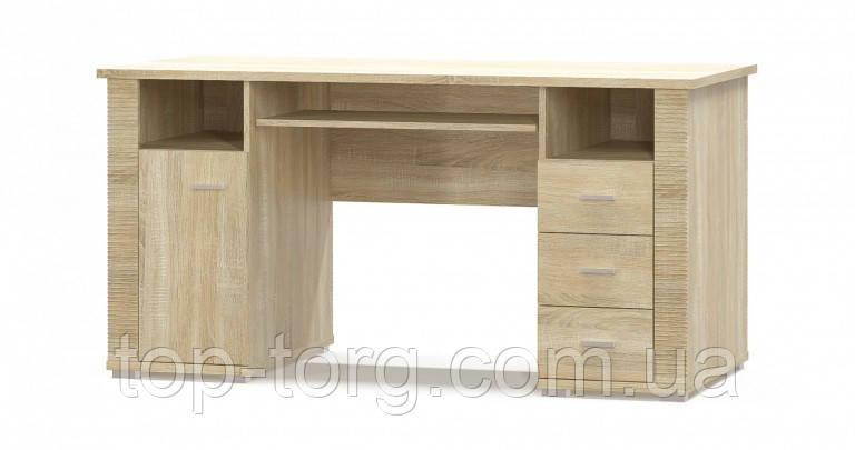 Стол Гресс 1Д3Ш письменный 1500мм