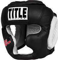 Шлем TITLE GEL® World Full-Face Training Headgear. М