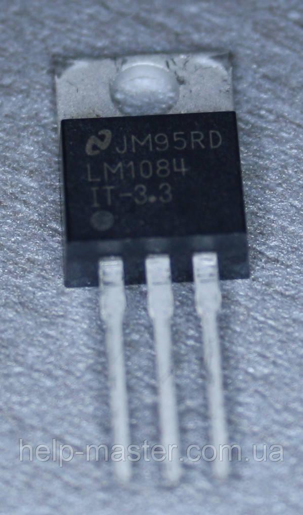 LM1086IT-3,3   (ТО-220)