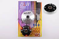 """Вариатор передний (тюнинг) на скутер    4T GY6 50 light   (ролики латунь 9шт, палец, пружины сцепления)   """"DLH"""""""