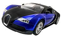 Машинка на радиоуправлении 1:14 Meizhi Bugatti Veyron (синий)